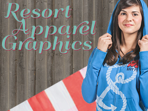 Resort Apparel Graphics