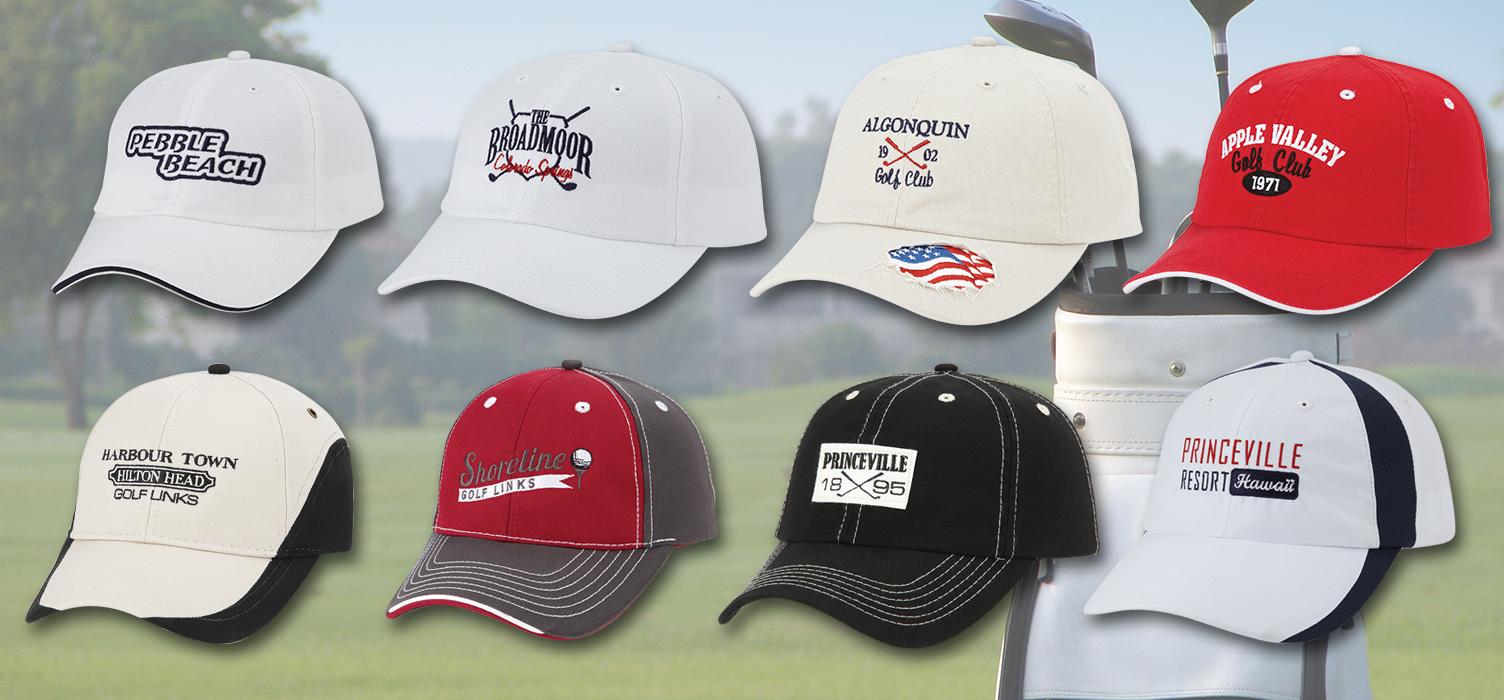 Golf Headwear Graphics aaac9059671